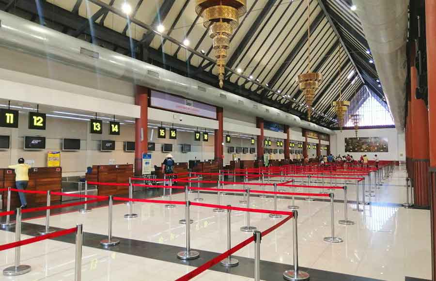 Siem Reap airport tips