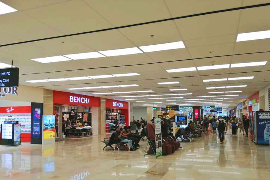 Cebu Airport Shopping and Dining