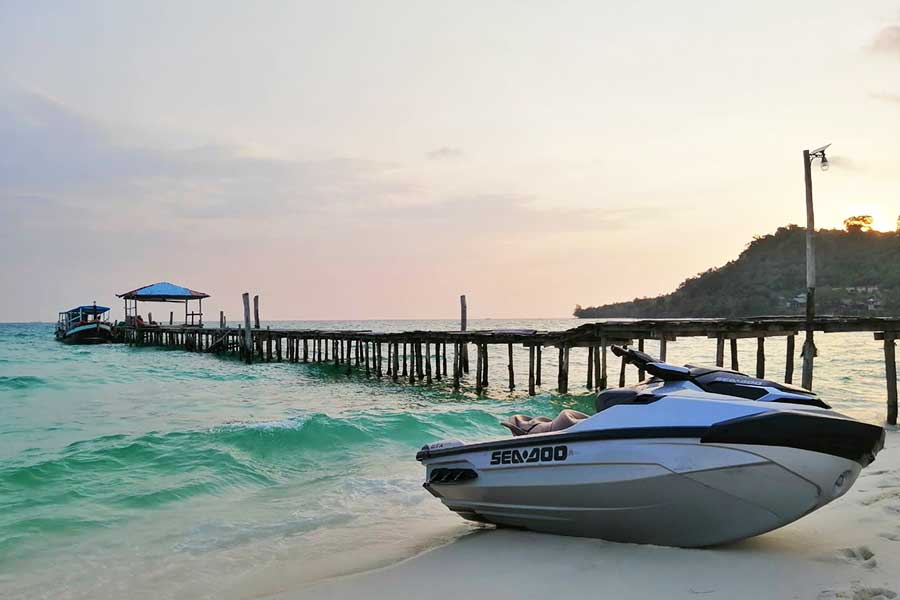Koh Rong Sunsets