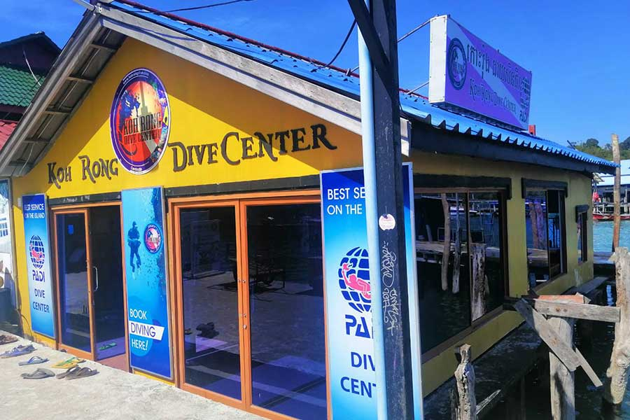 Koh-Rong-Holidays.-Dive-center-in-Koh-Touch