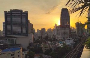 What is Bangkok famous for