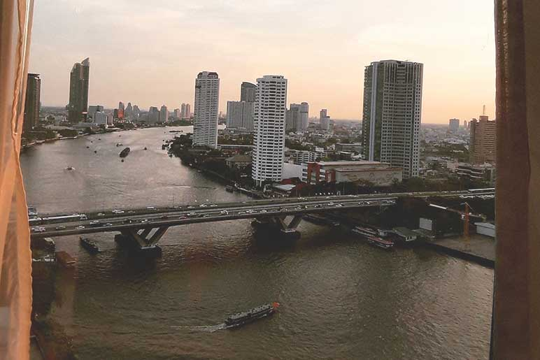 Which is the best river cruise Bangkok?
