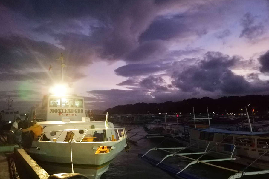 Fast Ferry from El Nido to Coron