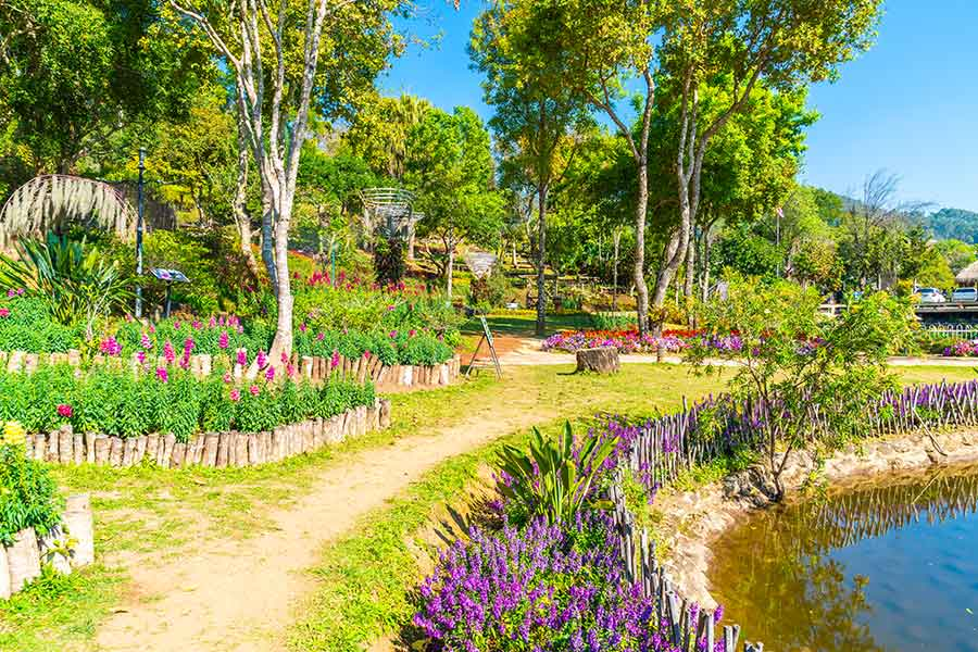 Guide-for-the-best-Doi-Inthanon-trekking | The Royal Agricultural Station Inthanon